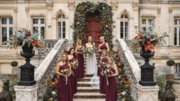 Autumn Wedding Planning Bordeaux France by French Wedding Company